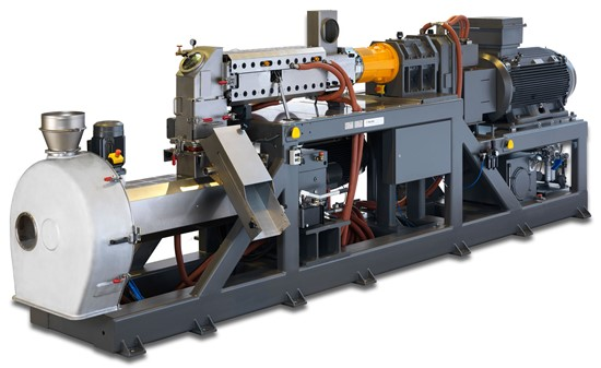 Kissling Extruder gearbox drive sales and service