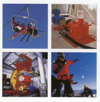 examples of ski lift gearboxes we repair