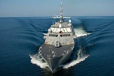 Maag/Artec Wins Lockheed Martin Contract with US Navy LCS-1 USS Freedom
