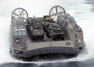 Artec Machine Systems Marine Gear US Navy LCAC 69
